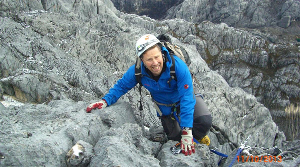 Climb Carstensz Pyramid