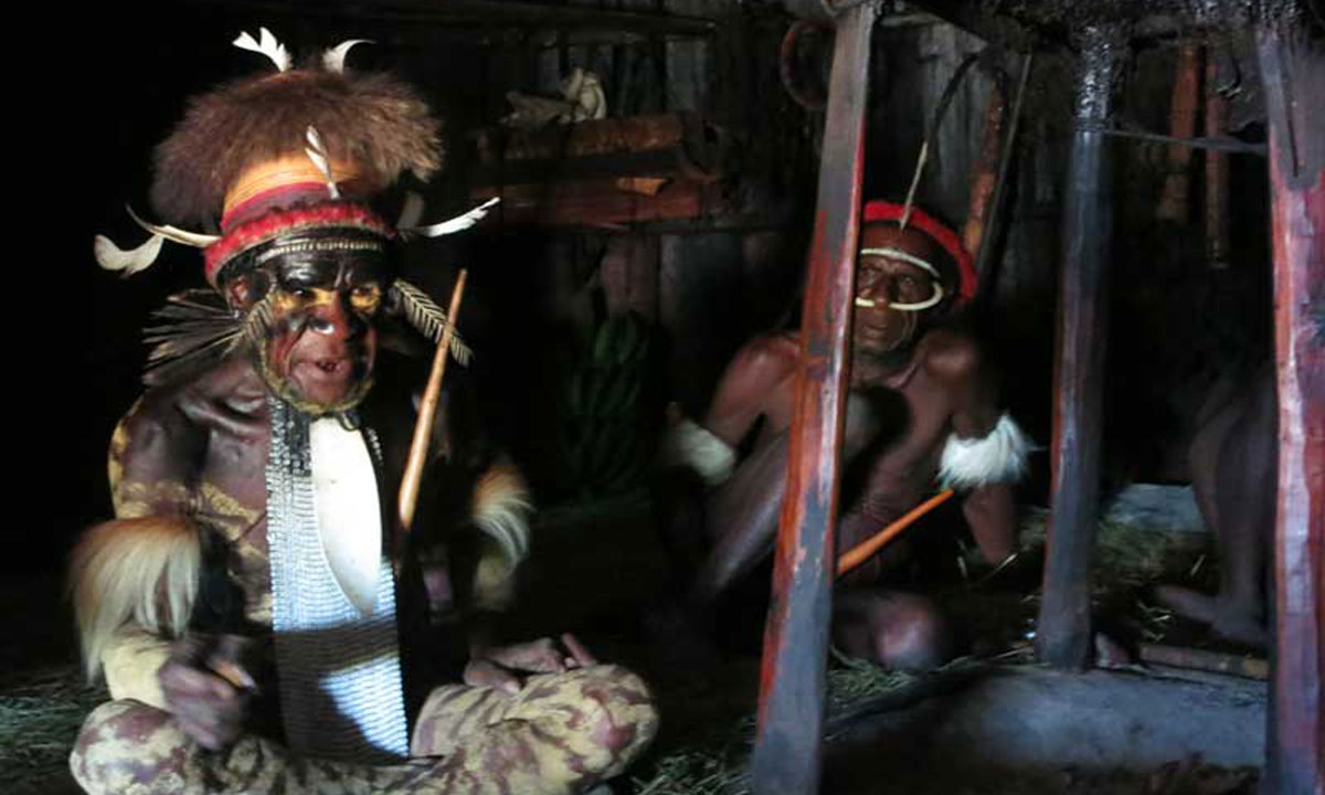 Yali Tribes Cultural Tour and Trekking