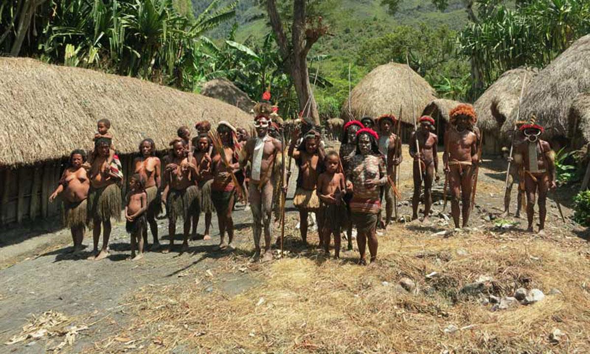 Dani, Korowai And Asmat Tribes Adventure